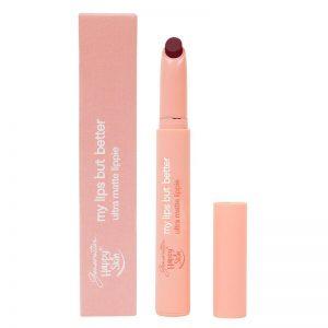 Happy Skin My Lips But Better Ultra Matte Lippie - Moxie