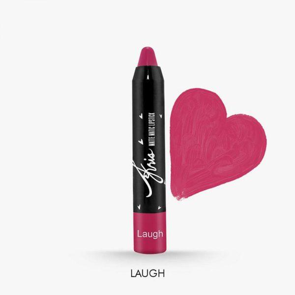 Ever Bilena Kris Matte Matic Lipstick - Laugh