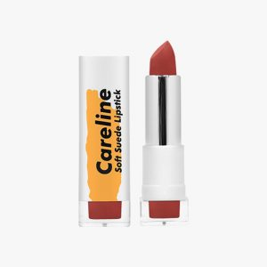 Careline Soft Suede Lipstick - Fire