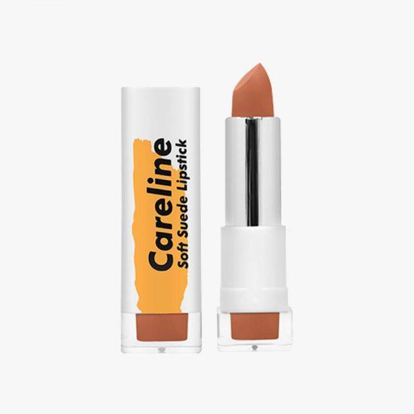 Careline Soft Suede Lipstick - Trophy