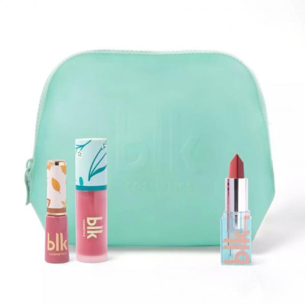 blk cosmetics K-Beauty Pouch Spring Bundle