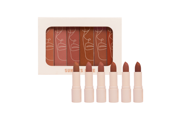 Sunnies Face Nude-ish Fluffmatte Collection