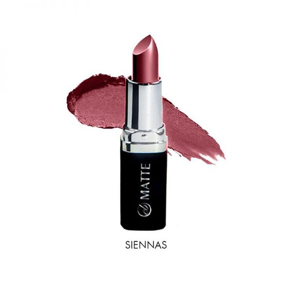 Ever Bilena Matte Lipstick - Siennas