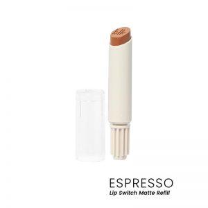 blk cosmetics Lip Switch Matte Lippie Refill - Espresso