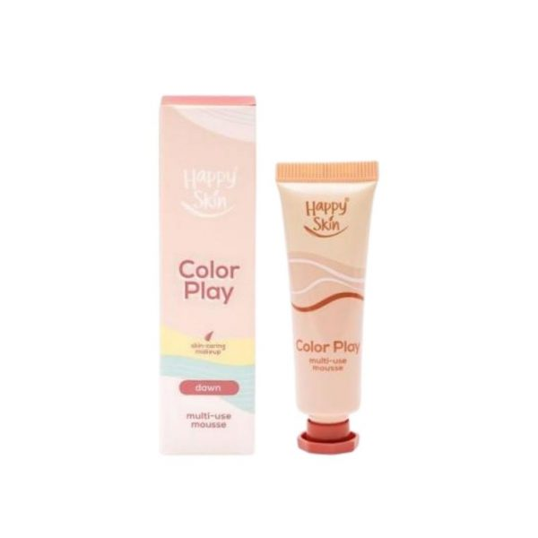 Happy Skin Color Play Multi-Use Mousse - Dawn