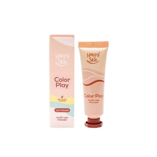 Happy Skin Color Play Multi-Use Mousse - Sun-Kissed