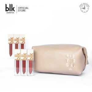 blk cosmetics Airy Matte Tint Set of 6 + Free Pouch