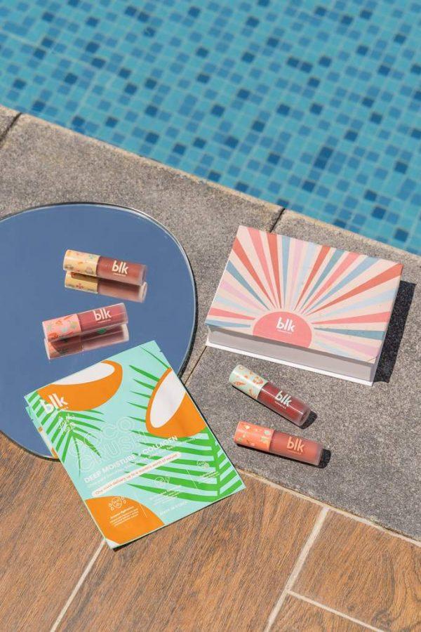 blk cosmetics Fresh Sunkissed Paint Set