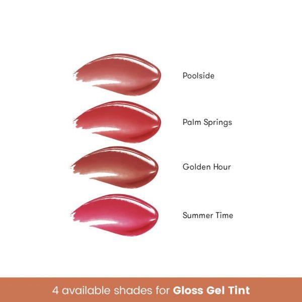 blk cosmetics Fresh Sunkissed Gloss Gel Tint - Poolside