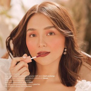 Happy Skin Kiss & Bloom Glossy Tint - Tanned