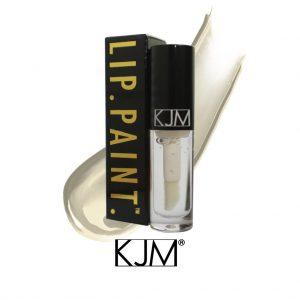 KJM Cosmetics LIP. PAINT. Clear Dream