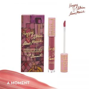 Happy Skin Love Marie Cooling Lip Gloss - A Moment