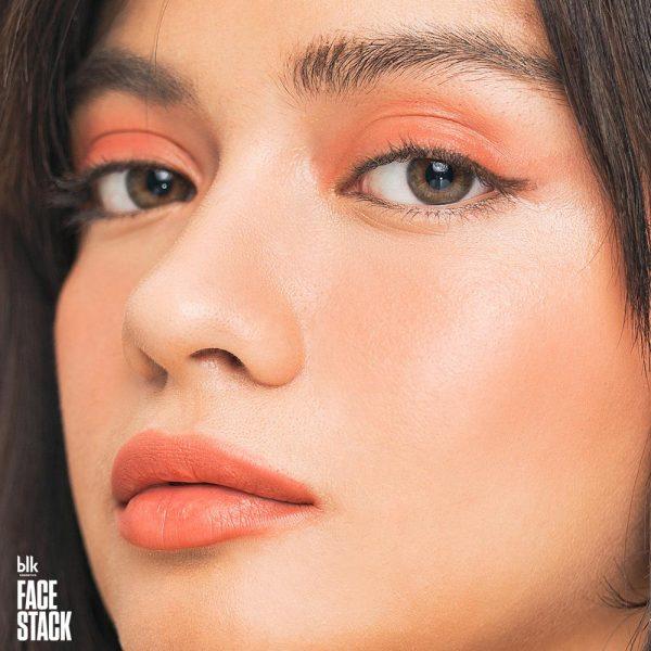 blk cosmetics Face Stack Multi Pot Single Pan - Tan Lines