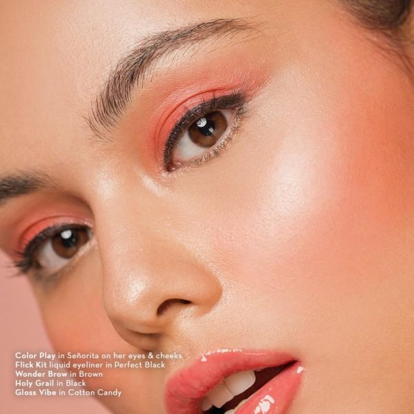 Happy Skin Color Play Multi-Use Mousse - Senorita