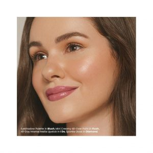 blk cosmetics Bridal Mini Creamy All-Over Paint - Flush