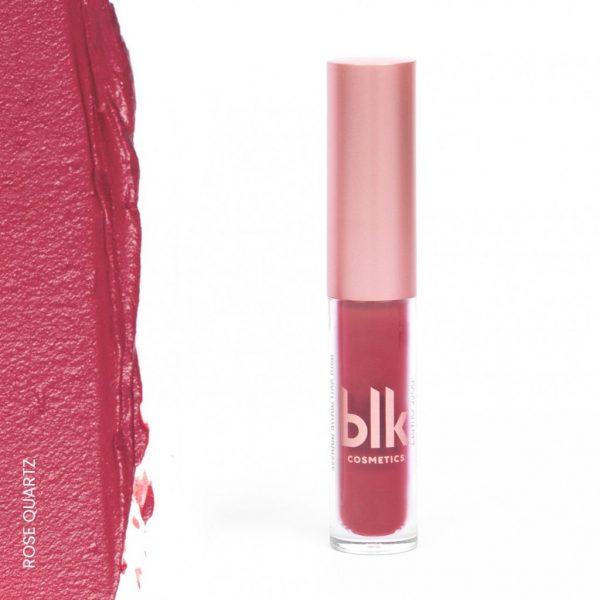 blk cosmetics Holiday Mini Soft Matte Mousse - Rose Quartz