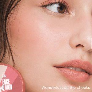 blk cosmetics Face Stack Multi Pot Pan & Lid - Wanderlust