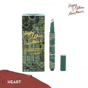 Happy Skin Love Marie Vivid Cotton Lip Mousse - Heart