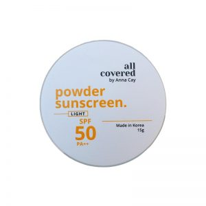 All Covered by Anna Cay Powder Sunscreen - Light