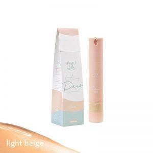 Happy Skin Fresh Morning Dew Cooling Water Foundation - Light Beige