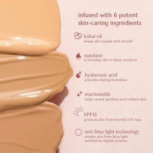 Happy Skin Second Skin Prep & Go - Soft Beige Set