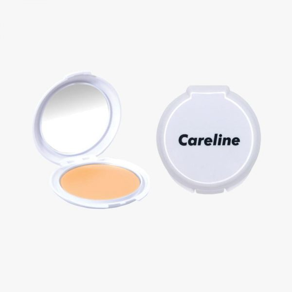 Careline Oil Control Face Powder - Chestnut