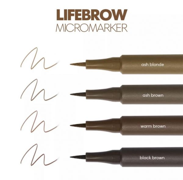 Sunnies Face Lifebrow Micromarker - Warm Brown