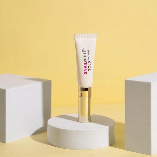 SNAILWHITE Gold Advanced Retinol Eye Cream