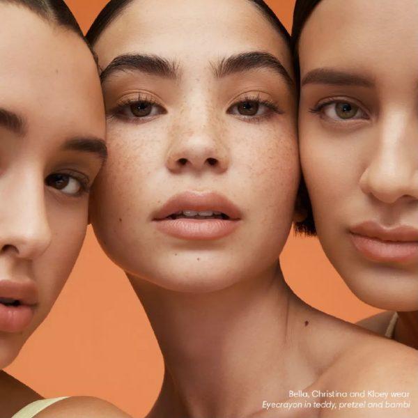 Sunnies Face Eyecrayon Do-It-All Eyeshadow Stick - Tangelo
