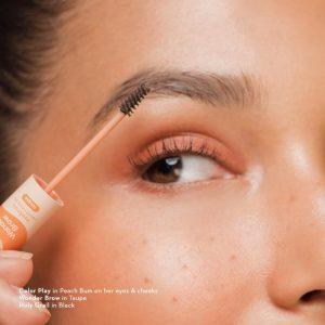 Happy Skin Wonder Brow Eyebrow Pencil + Mascara - Taupe