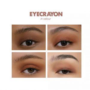 Sunnies Face Eyecrayon Do-It-All Eyeshadow Stick - Velour