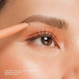 Happy Skin Wonder Brow Eyebrow Pencil + Mascara - Brown
