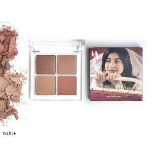 blk cosmetics Bridal Eyeshadow Palette - Nude