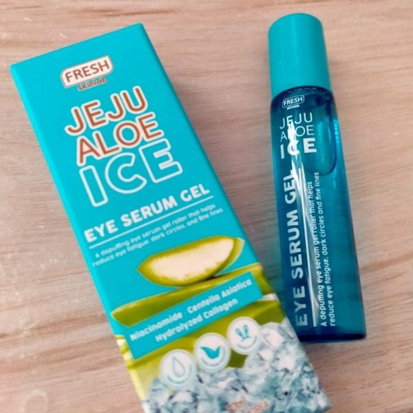 Fresh Philippines Jeju Aloe Ice - Eye Serum Gel