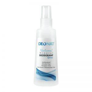 Deonat Natural Mineral Deodorant Spray 100ml