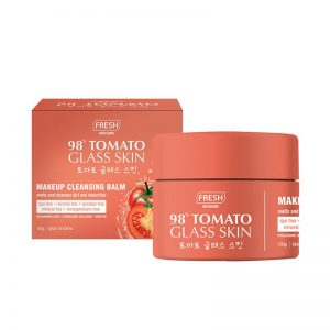 Fresh Philippines Tomato Glass Skin Makeup Cleansing Oil Balm