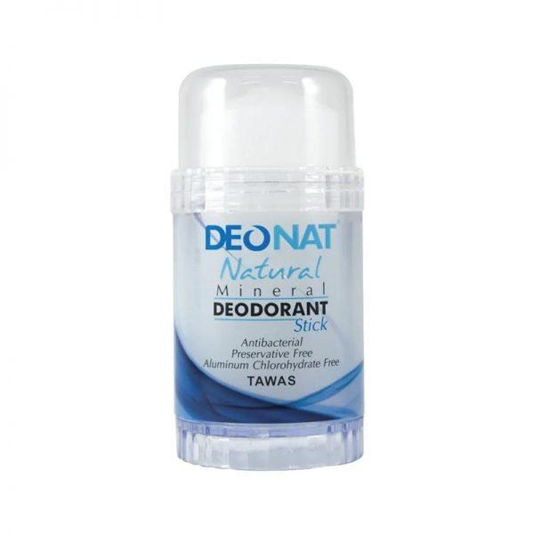 Deonat Natural Mineral Deodorant Stick 80g