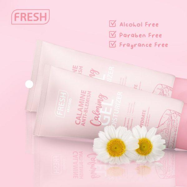 Fresh Philippines Calamine Anti Blemish Gel Moisturizer