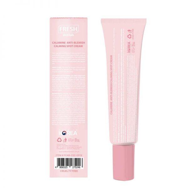 Fresh Philippines Calamine Anti Blemish Calming Spot Cream