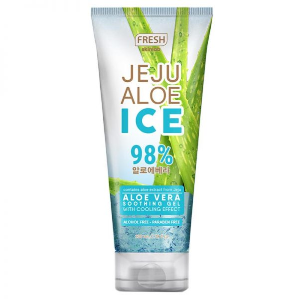 Fresh Philippines Jeju Aloe Ice 98% Aloe Vera Soothing Gel