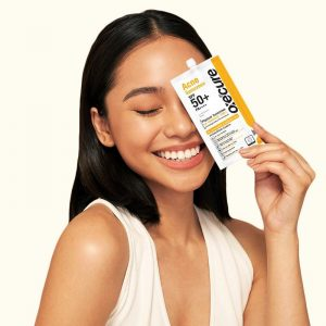 Oxecure Acne Sunscreen