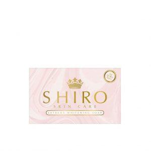 Shiro Extreme Whitening Soap