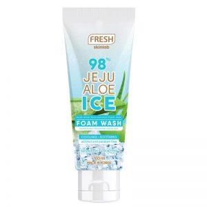 Fresh Philippines Jeju Aloe Ice Foam Wash
