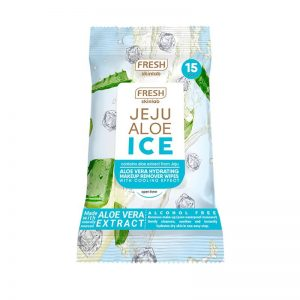 Fresh Philippines Jeju Aloe Ice Make Up Wipes