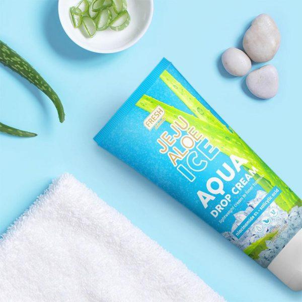 Fresh Philippines Jeju Aloe Ice - Aqua Drop Cream