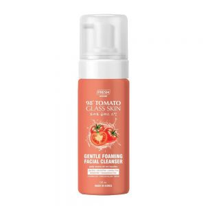 Fresh Philippines Tomato Glass Skin Gentle Foaming Facial Cleanser