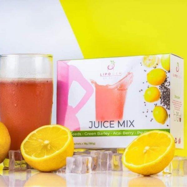 Shiro LipoGen Slimming Detox Collagen Juice