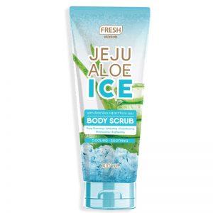 Fresh Philippines Jeju Aloe Ice Body Scrub