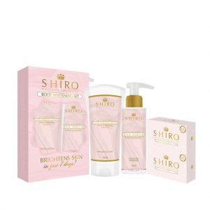 Shiro Body Whitening Set