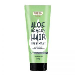 Fresh Philippines Aloe Remedy Hair Pack Treatment